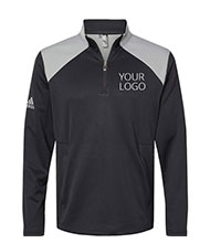 Custom Quarter Zip Sweatshirts
