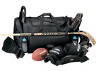Custom Sports Equipment Bags & Baseball Bags