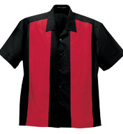 Retro Camp Bowling Shirt