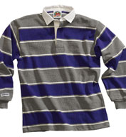 Custom Mens Soho Stripes Rugby Jersey