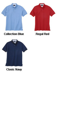 Tommy Hilfiger Mens Rhodes Polo - All Colors