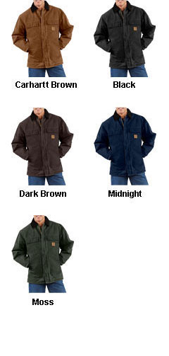 Sandstone Traditional Mens Coat Arctic Quilt Lined - All Colors