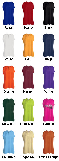 Womens Dugout Softball Jersey - All Colors