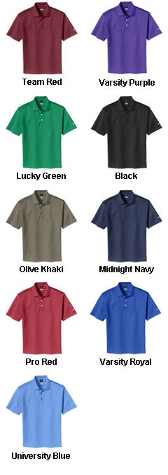 Mens Nike Golf Tech Dri-Fit Polo - All Colors