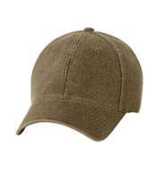 Custom Flexfit Adult Garment-Washed Cotton Cap