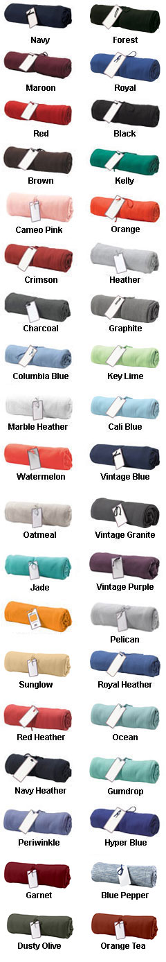 Pro-Weave Sweatshirt Blanket - All Colors
