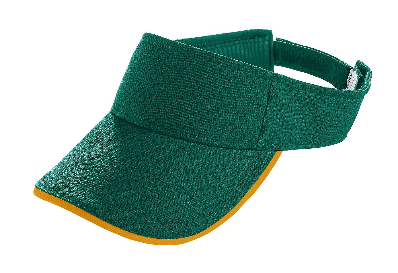 Augusta Adult Athletic 2-Color Mesh Visor