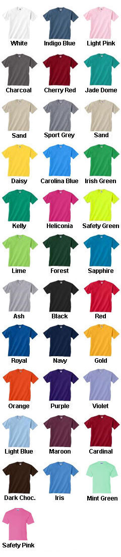 Gildan Youth T-shirt - All Colors