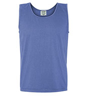 Custom Adult Pigment Dyed Comfort Colors Tank Top Mens