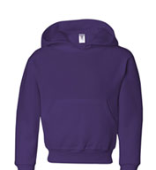 Custom Jerzees Youth NuBlend® Fleece Pullover