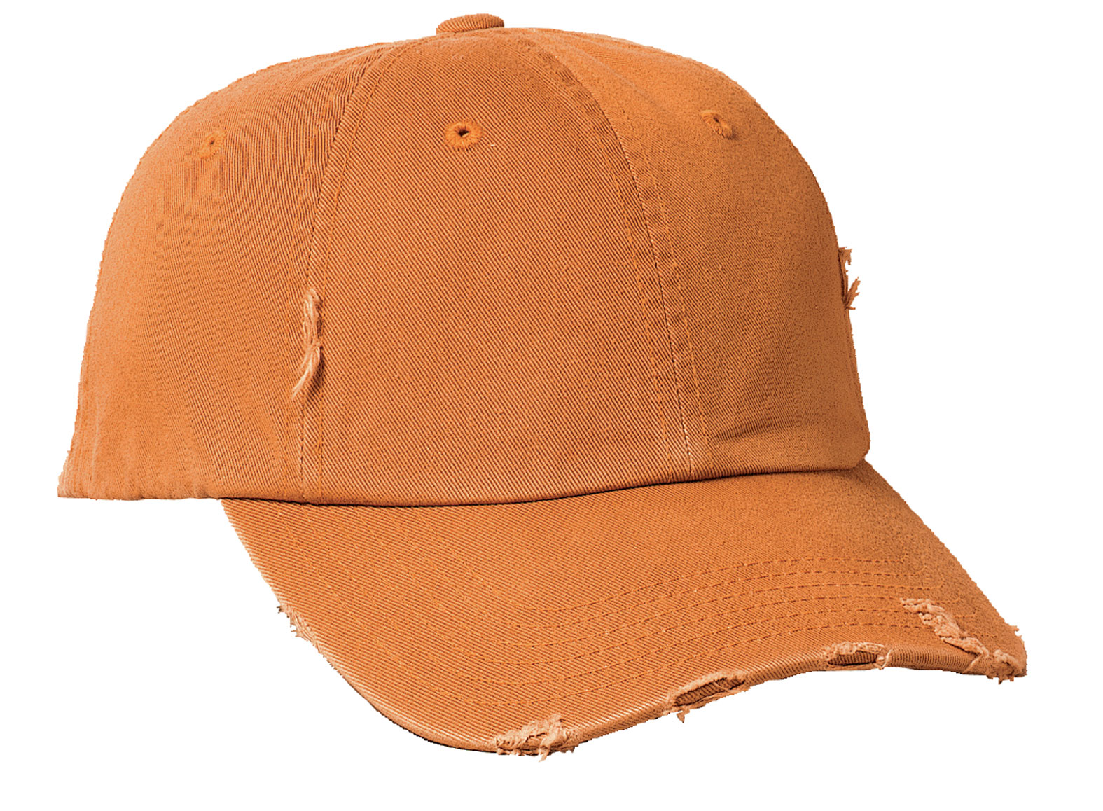 District® Distressed Cap with Hideaway Strap