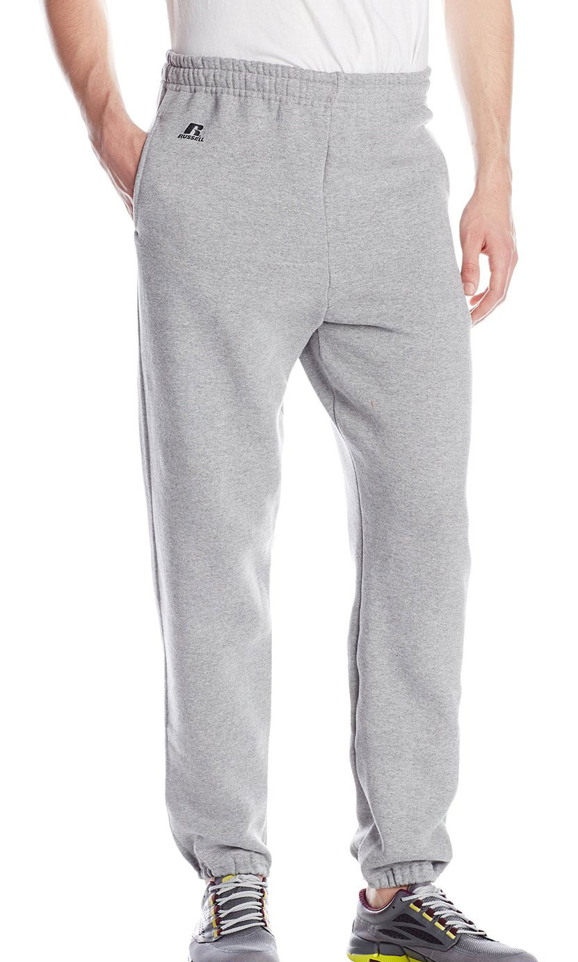Russell Adult Dri-Power® Closed Bottom Pocket Sweatpant