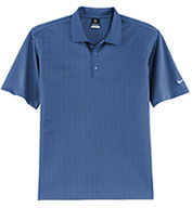 Custom NIKE Golf Mens Dri-FIT Textured Sport Shirts