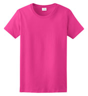 Custom Gildan Ladies Ultra Cotton® T-shirt