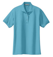Custom Port Authority® Ladies Silk Touch™ Polo