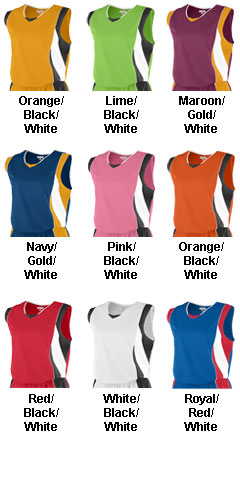 Girls Wicking Mesh Extreme Jersey - All Colors