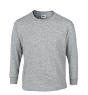 Custom Gildan Youth Ultra Cotton® Long Sleeve T-Shirt