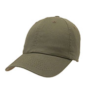 Unconstructed Chino Washed Cotton Twill Baseball Cap