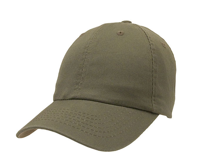 3582595b5b2 Design Unconstructed Chino Washed Cotton Twill Baseball Cap