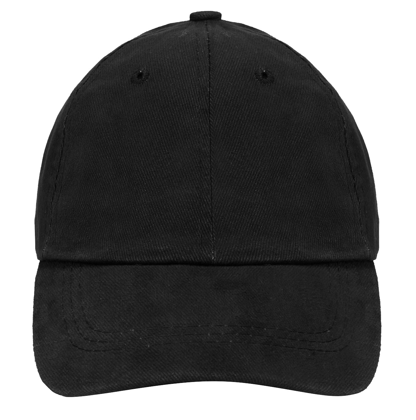 Unconstructed Heavy Brushed Cotton Cap