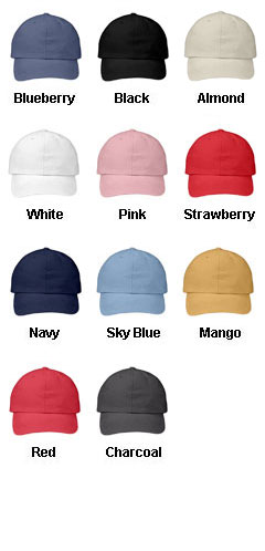 The Gap Cap with Adjustable Buckle Back - All Colors