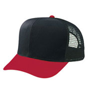 Custom Cotton Twill Pro Style Mesh Back Cap