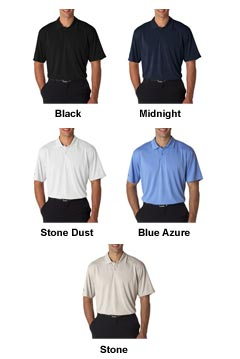 IZOD Adult Cool FX Performance Body Mapping Polo - All Colors