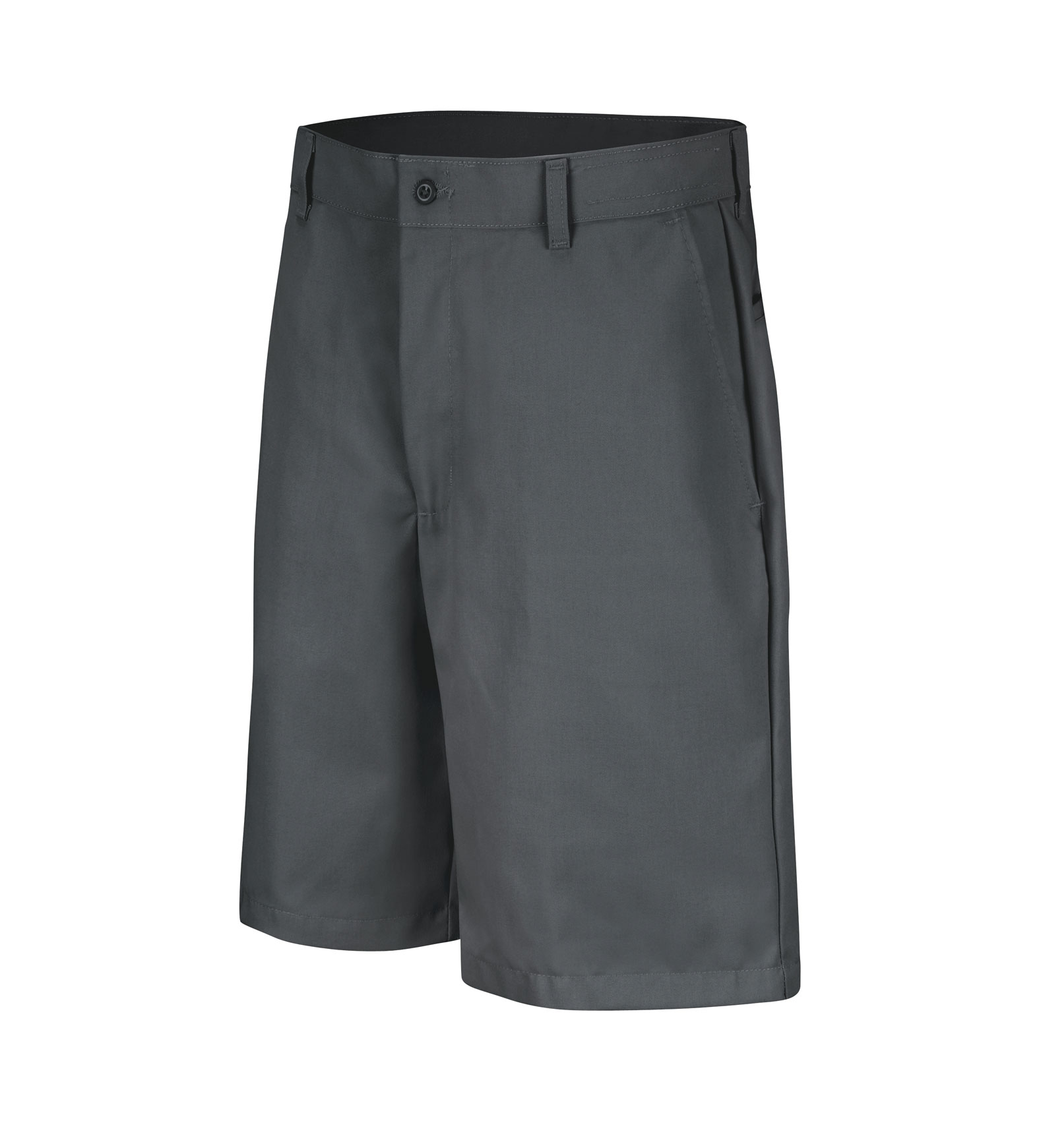 Plain Front Mens Shorts
