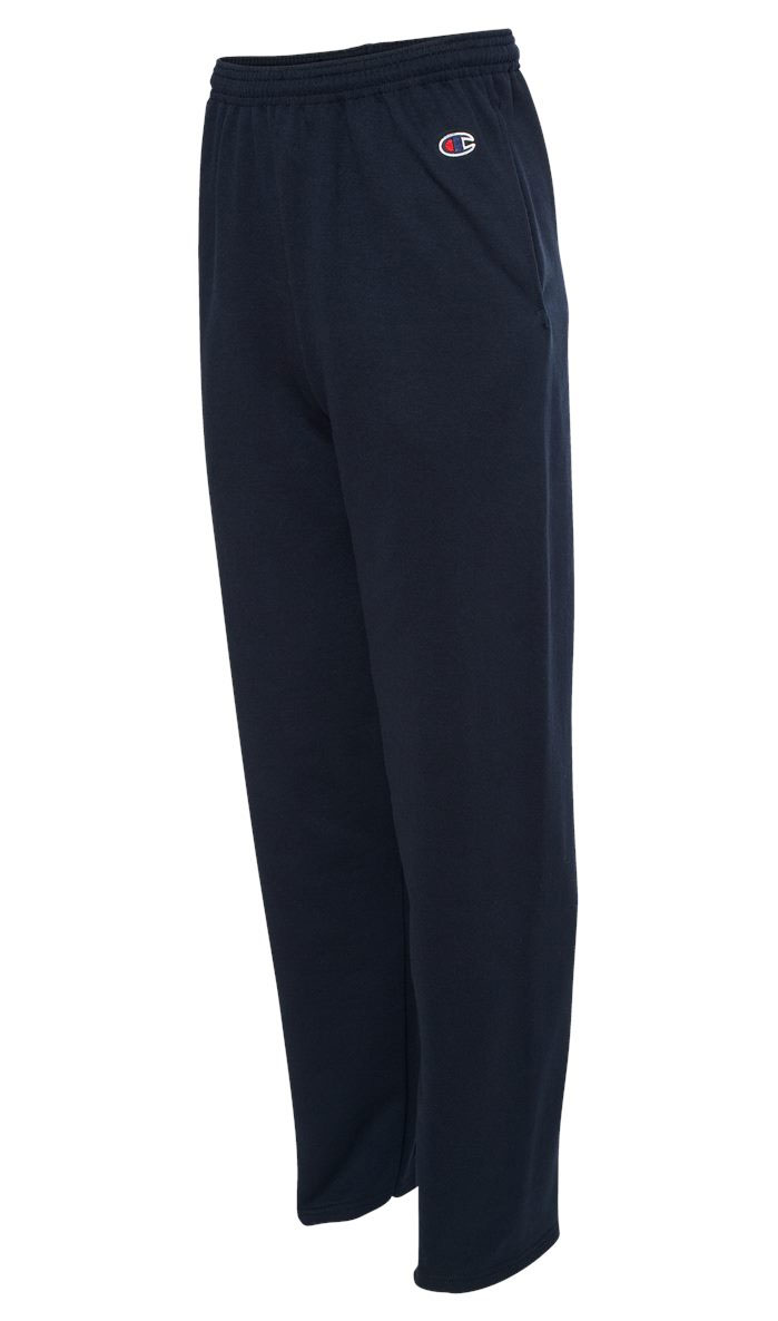 Champion 50/50 Double Dry Eco® Fleece Open Bottom Pant