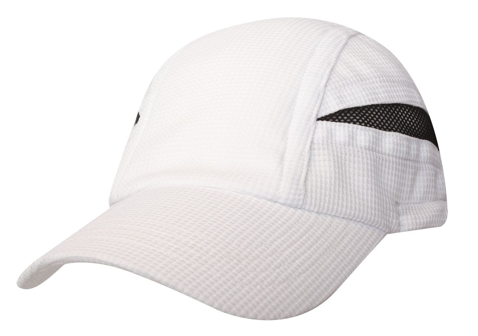 Performance Running Cap With Elastic Tie