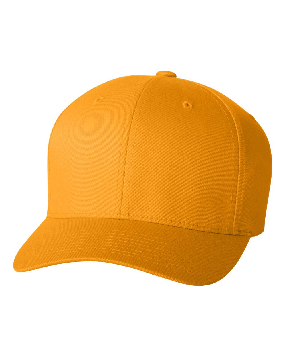 Yupoong Six Panel Twill Flex Fit Cap