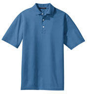 Custom Port Authority® Mens Rapid Dry™ Polo