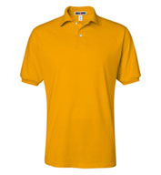 Custom Jerzees Adult SpotShield™ Jersey Polo