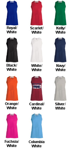 Youth Girls Grand Slam Softball Jersey - All Colors