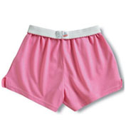 Custom Youth Girls MJ Soffe Cheerleading Short With Rhinestones