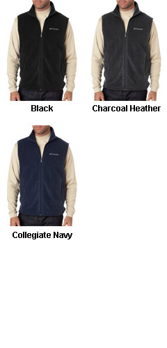 Mens Columbia Cathedral Peak II Vest - All Colors