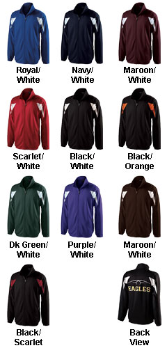 Adult Impact Holloway Jacket - All Colors
