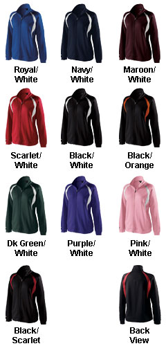 Ladies Agility Holloway Jacket - All Colors