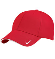 Custom NIKE GOLF - DRI-Fit Mesh Swoosh Flex Sandwich Cap