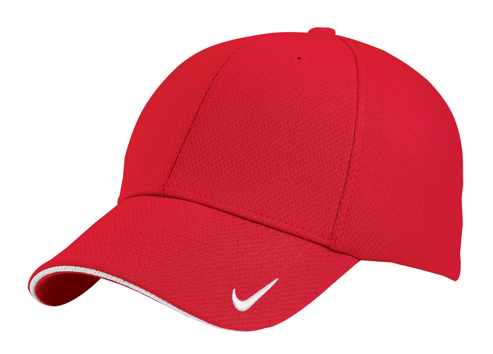 Custom NIKE GOLF - DRI-Fit Mesh Swoosh Flex Sandwich Cap 40d6cdcd487