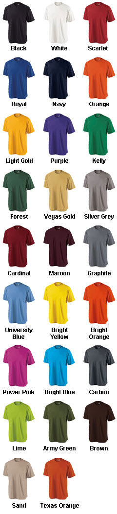 Youth Zoom 2.0 T-Shirt by Holloway - All Colors