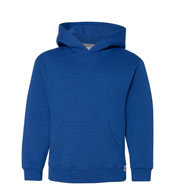 Custom Youth Russell  Dri-POWER Fleece Pullover Hooded Sweatshirt