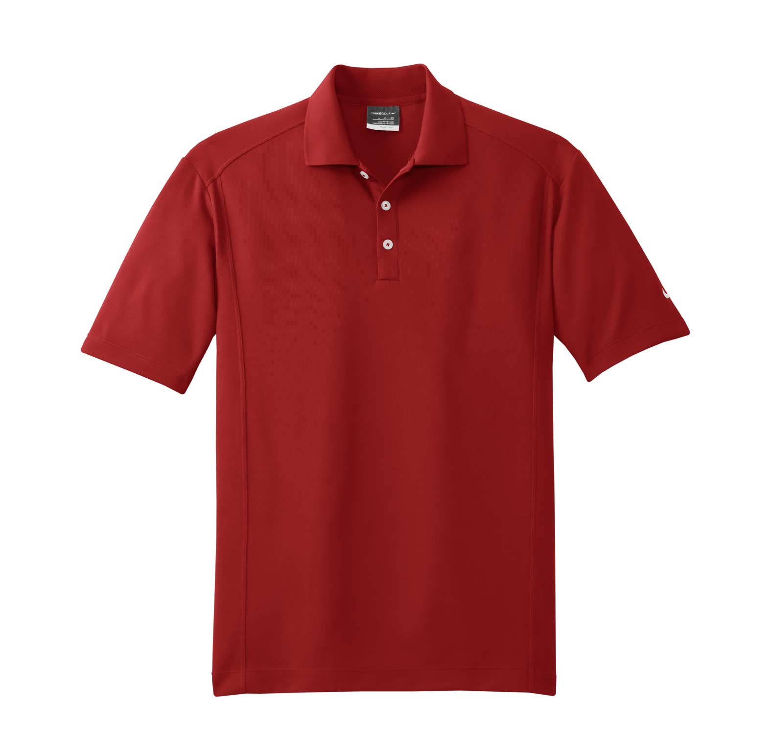 Nike Golf Mens Dri-FIT Classic Sport Shirt