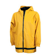 Custom Charles River Youth New Englander Rain Jacket