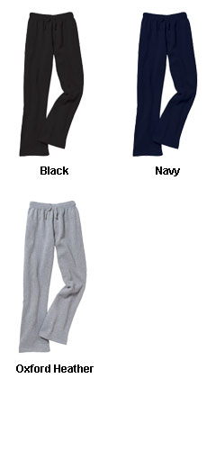 Womens Spirit Sweatpants by Charles River Apparel - All Colors
