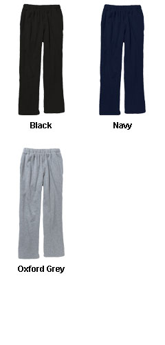 Girls Spirit Sweatpants   by Charles River Apparel - All Colors