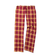 Custom Boxercraft® Youth Flannel Pants
