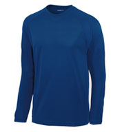 Custom Sport-Tek® Mens Dry Zone® Long Sleeve Raglan T-Shirt