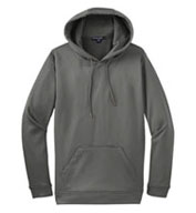 Custom Sport-Tek® - Sport-Wick® Fleece Adult Hooded Pullover Mens