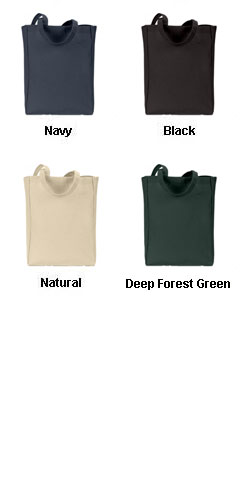 All Purpose Canvas Tote - All Colors